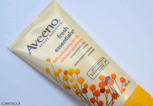 Aveeno Fresh Essentials Daily Exfoliating Scrub Review