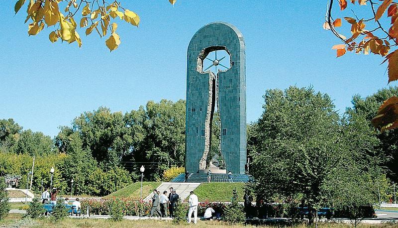 Semipalatinsk, a terra nuclear secreta da extinta URSS