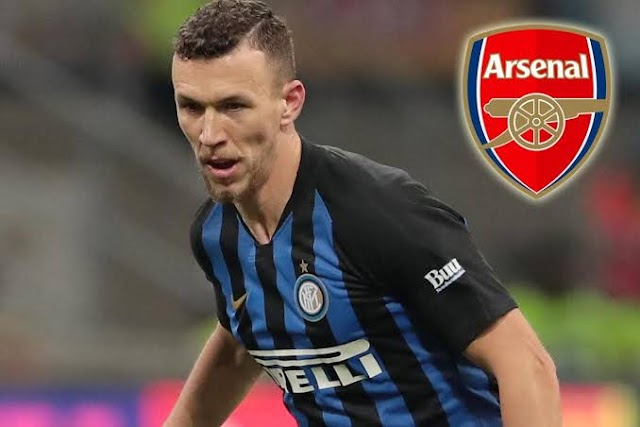 Arsenal to step up Ivan Perisic deal as the winger is hoping to play at the Emirates