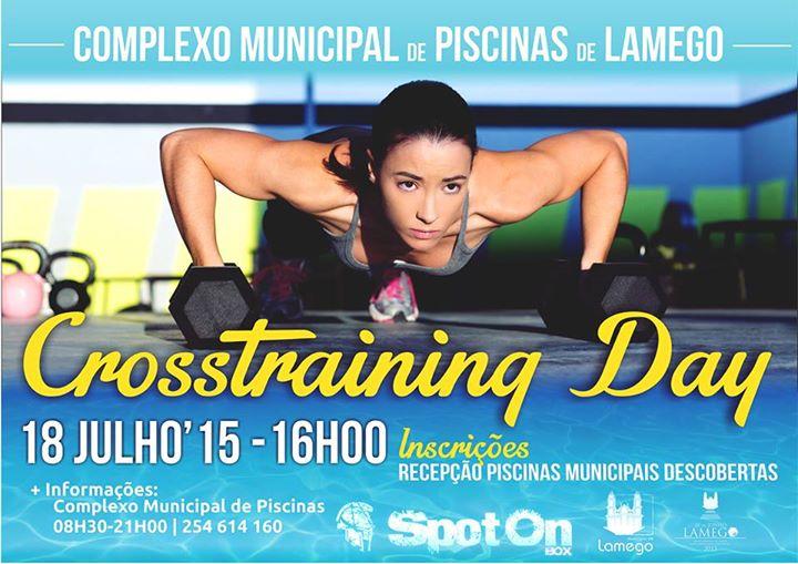 Crosstraining Day - Complexo Municipal de Piscinas de Lamego - 18 de Julho