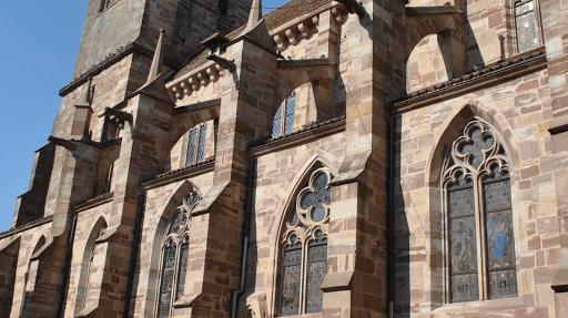 église Sainte Libaire Rambervillers