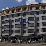 Palác Charitas, sídlo TŠ Vavruška, na Karlově náměstí