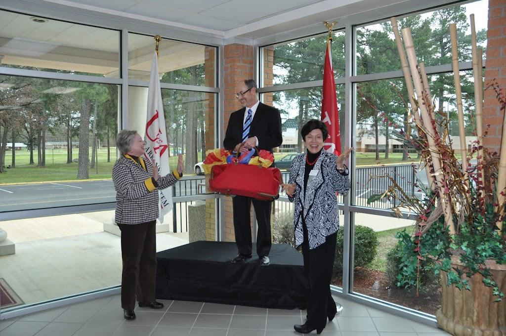 U of A System President Dr. Donald Bobbitt Visit - DSC_0335.JPG