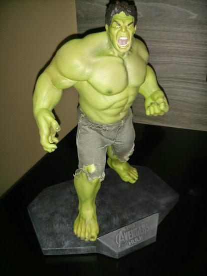 [Iron Studios] The Avengers: Hulk Statue 1/10 scale - Página 12 IMG_20140514_185622