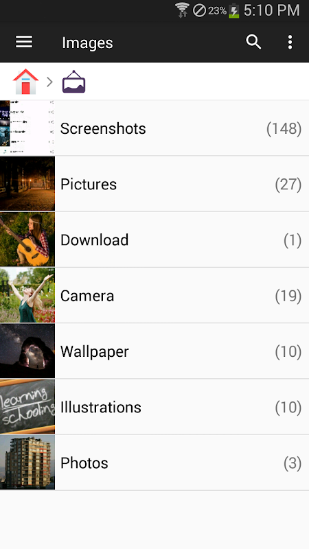 Download File Manager APK latest version by Flashlight +