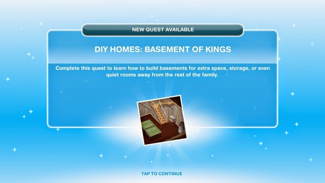 how to make a basement in sims freeplay