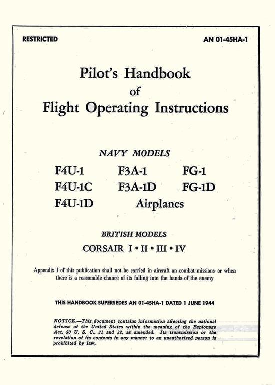[Vought+F4U-1CD++FG-1D+%26+British+Corsair+I-IV+Pilot%27s+Handbook_01%5B3%5D]