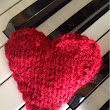 Heart Puff - Knitting Pattern