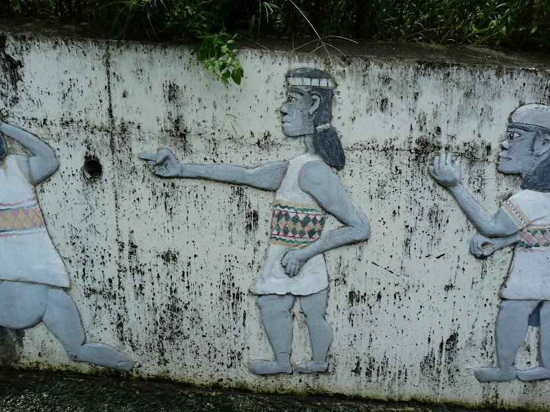 Puli  en passant , entre autres, par les villages de l ethnie Bunum de Loloko et Dili. J 10 - P1170069.JPG