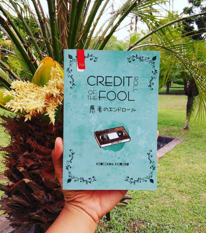 Review Novel Credit Roll of the Fool
