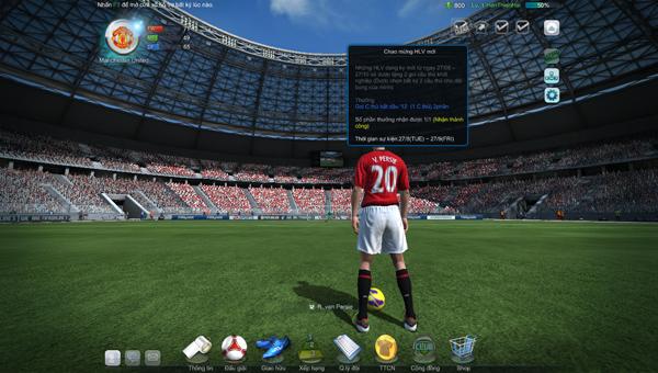 Lời khuyên dành cho các tân thủ FIFA Online 3 1