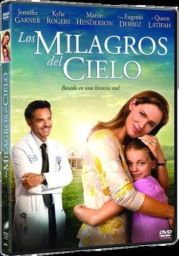 Los Milagros Del Cielo – Castellano, Inglés – DVD9
