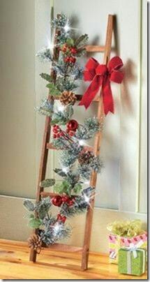 arboles de navidad con escalera buenanavidad (5)