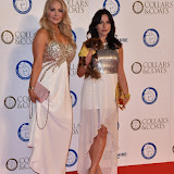 OIC - ENTSIMAGES.COM - Victoria Eisermann and Pola Pospieszalska at the  Collars & Coats Gala Ball London Thursday 12th November 2015 2015Photo Mobis Photos/OIC 0203 174 1069