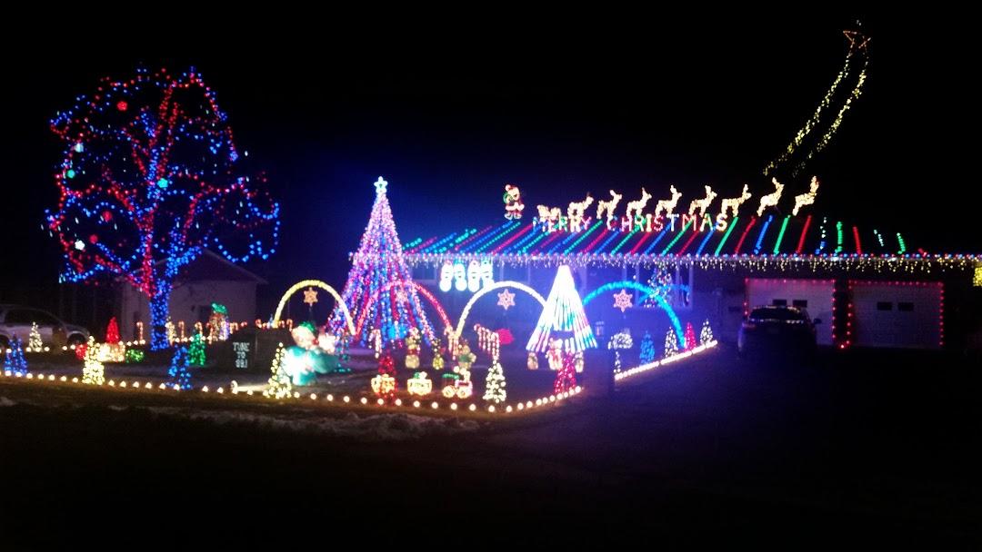 Christmas Light Show Near Me.Hastings Christmas Light Show Event Venue In Hastings