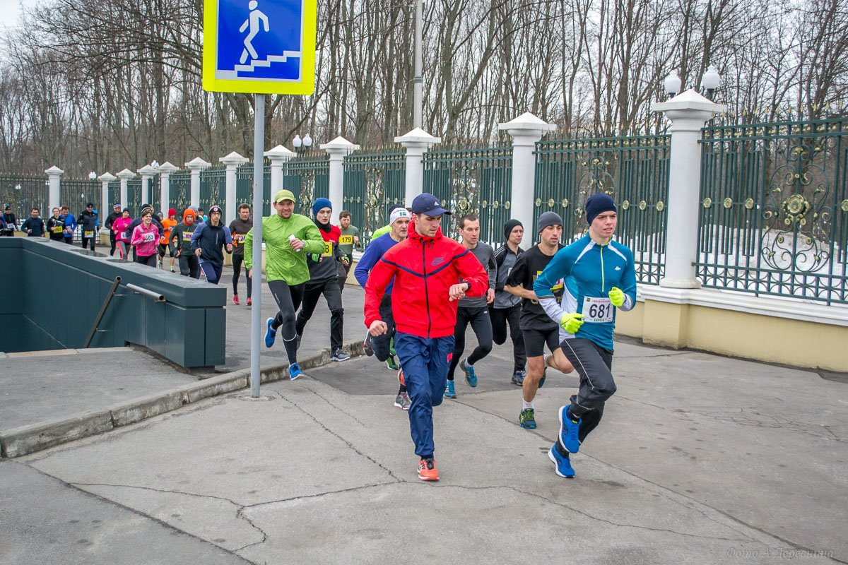 Фотографии. Відкритий чемпіонат м. Харкова з кросу «Відкриття сезону»