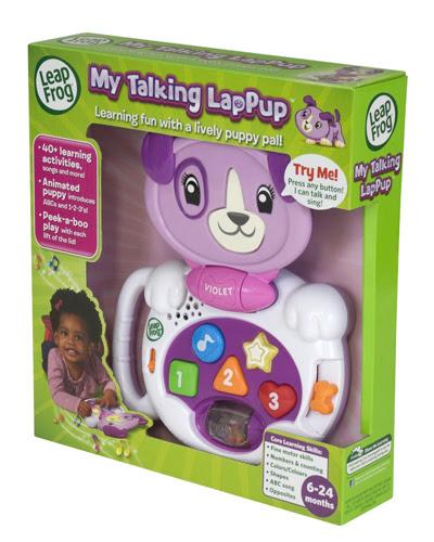 Đồ chơi Laptop cún con LeapFrog dễ dàng cho trẻ mang theo và học tập được ở nhiều môi trường
