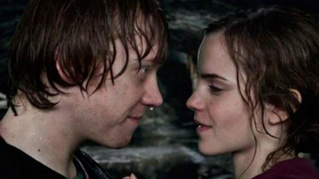 Teoria explica por que Hermione Granger e Rony Weasley se divorciaram