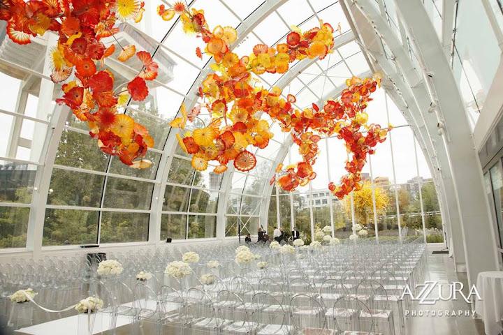 Chihuly Garden and Glass, o fantástico mundo do vidro