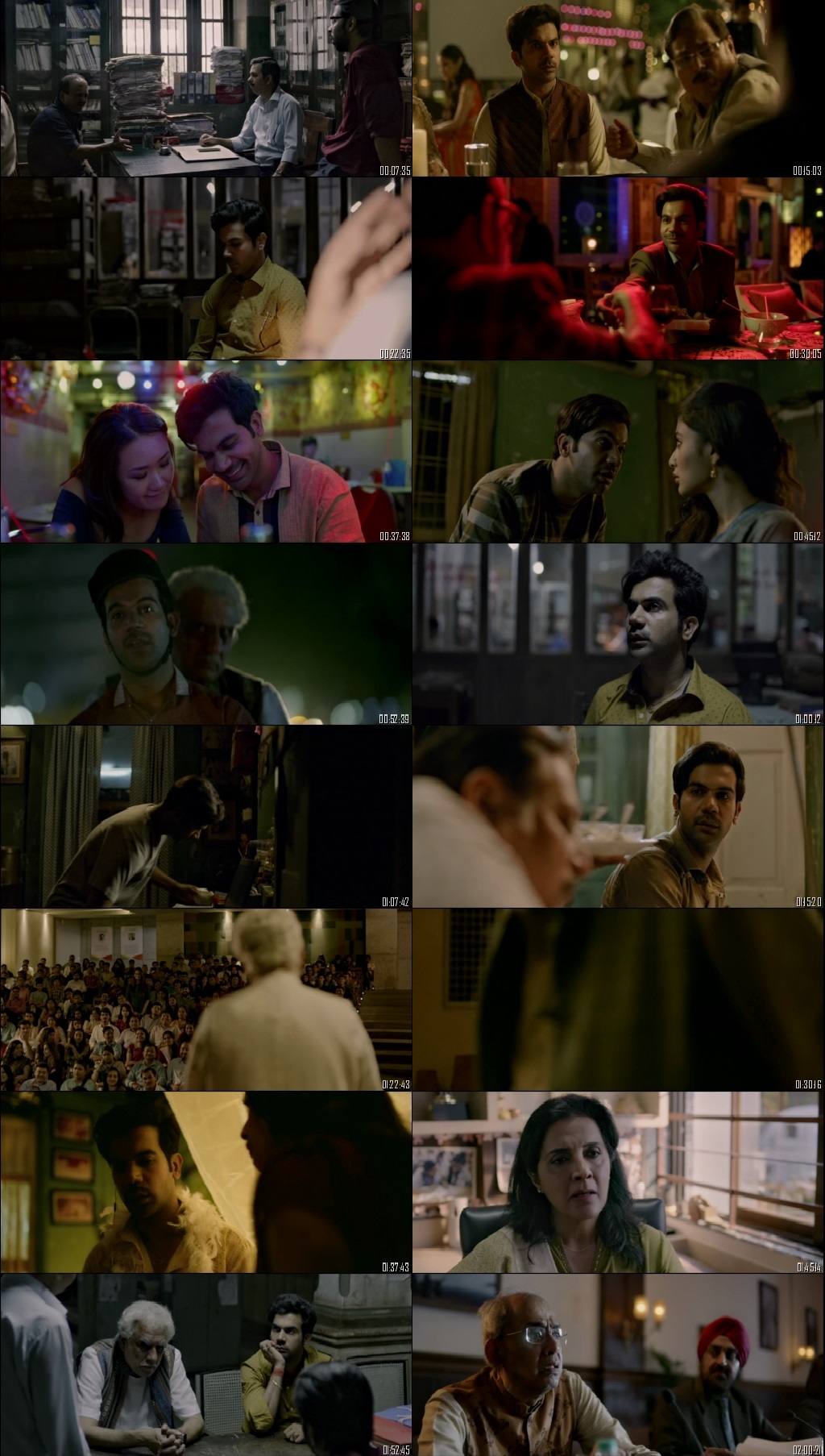 Screen Shot Of Made in China 2019 300MB HDRip 480P Full Hindi Movie Watch Online Free Download