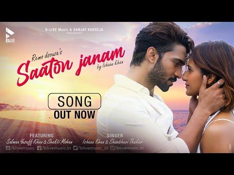 Saaton Janam Lyrics Ishaan Khan,Shambhavi Thakur