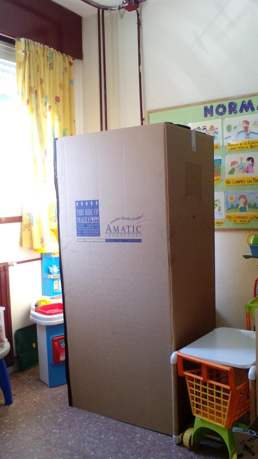 Mi rincón de Infantil / CEIP San Miguel: noviembre 2015