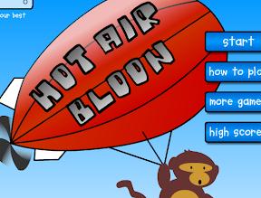 瘋猴熱氣球