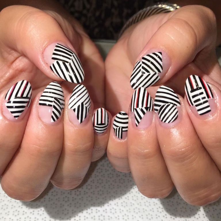 Perfect Fall Nail Art Designs 2018 Collection - Styles Art