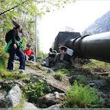 am Wasserkraftwerk, Husedalen