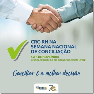 Semana Nacional de Conciliação