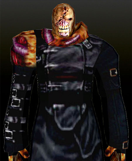 Resident Evil 3 Nemesis Papercraft