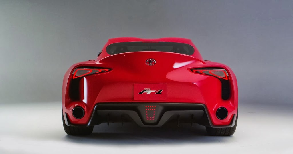 Toyota FT-1 Concept 12