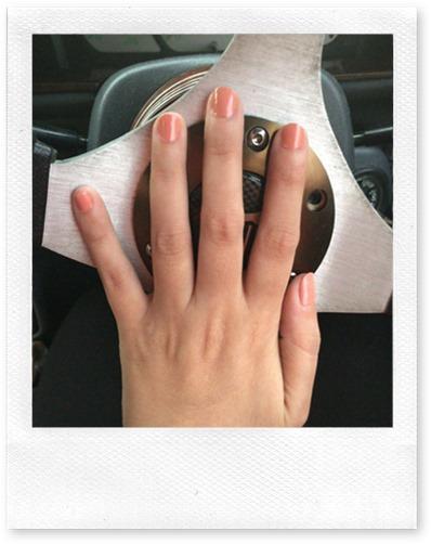 Manicure @ 24.1.16