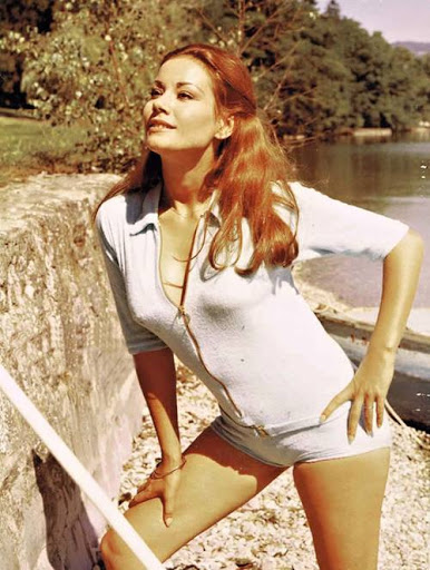 Permalink to Claudine Auger Dp Profile Pics