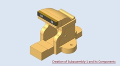 Subassembly-1 and its Components