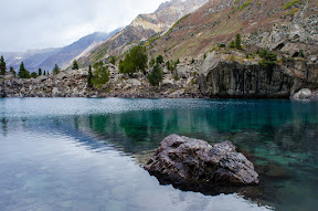 Second Lake, Naltar Valley