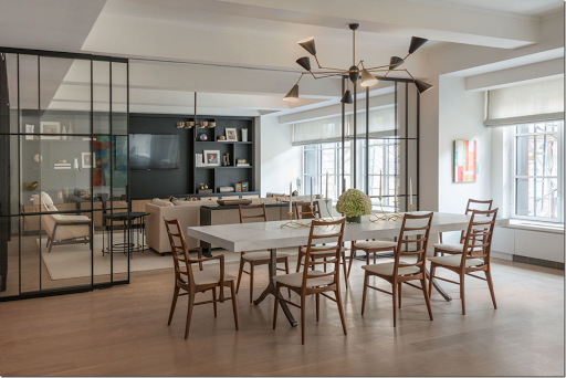 Contemporary Chandeliers And Pendant Are More Trendy Than Ever. There Are  So Many Trends In This Picture U2013 The Light French Oak Floors, The  Chandelier, ...