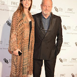 WWW.ENTSIMAGES.COM -    Amy Gilliam and Terry Gilliam arriving at       IWC Schaffhausen and BFI London Film Festival - private dinner at Battersea Evolution, London October 7th 2014Swiss watch brand and British Film Institute host party to celebrate their three year partnership.                                                Photo Mobis Photos/OIC 0203 174 1069