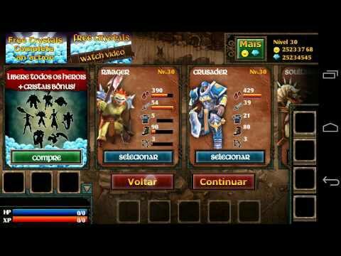 Legendary Heroes (MOBA) v2.3.61 Apk Mod Offline - AndroRz