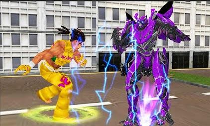 Super king Eddy Vs Ultimate Hero-Street Fighters X APK