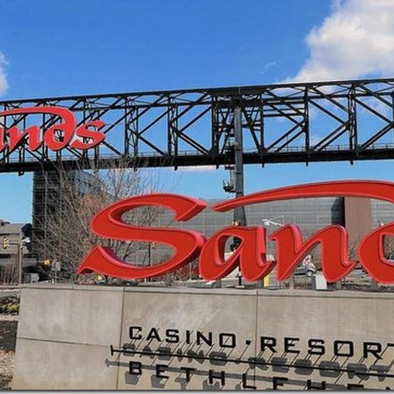 Sands Bethlehem casino tiến hành cuộc chiến chống casino online
