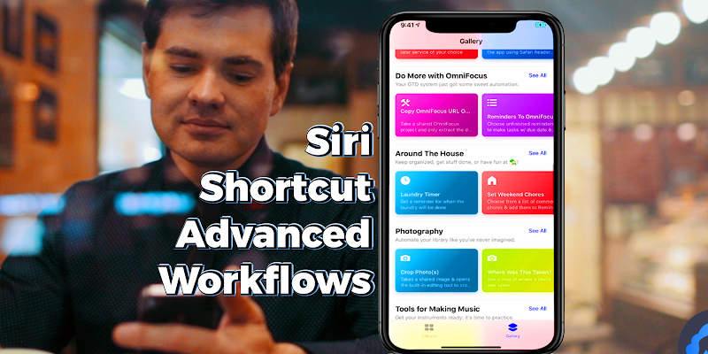 Siri Store and Retrieve shortcuts for ANY information!