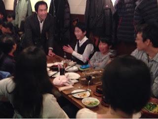 二家族にテーブルマジック / マジシャンえいち