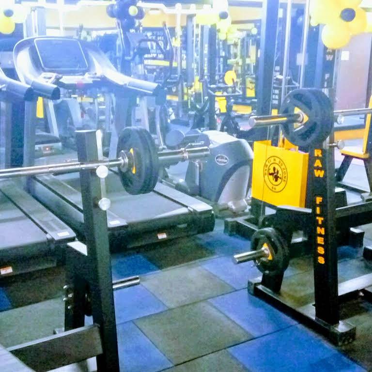 Raw Fitness Zone Gym Gym In Rajendra Nagar