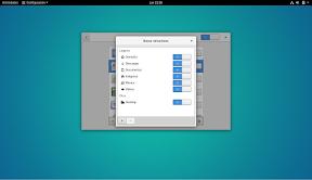 Como configurar GNOME con detalle. Configuración personal. Opciones.