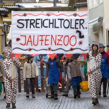 Faschingsumzug in Sterzing (Fotos: M. Schaller)