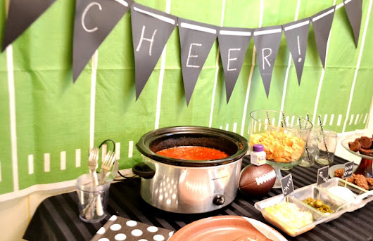 Take Tail Gating to Tailgreatness with Crock Pot Brisket Chili and Nexium® 24 HR