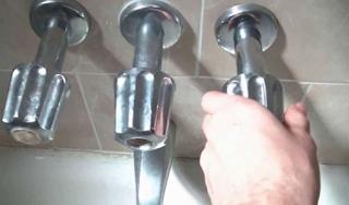 Washerless Tap