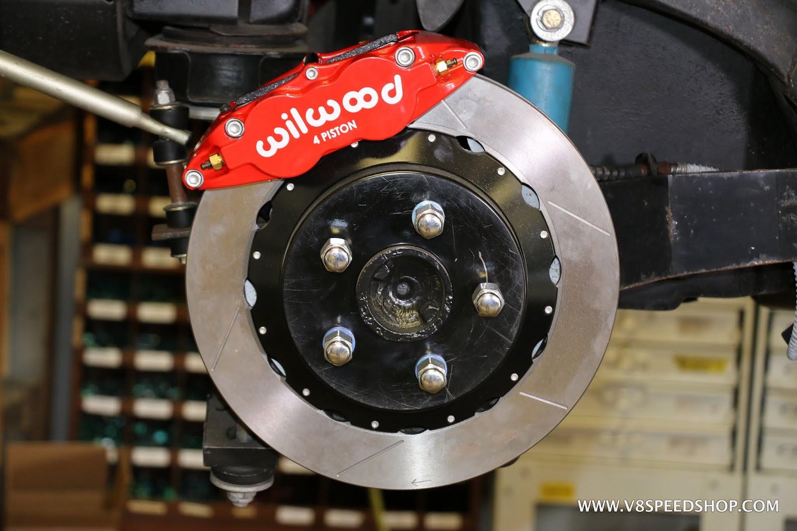 Wilwood brakes
