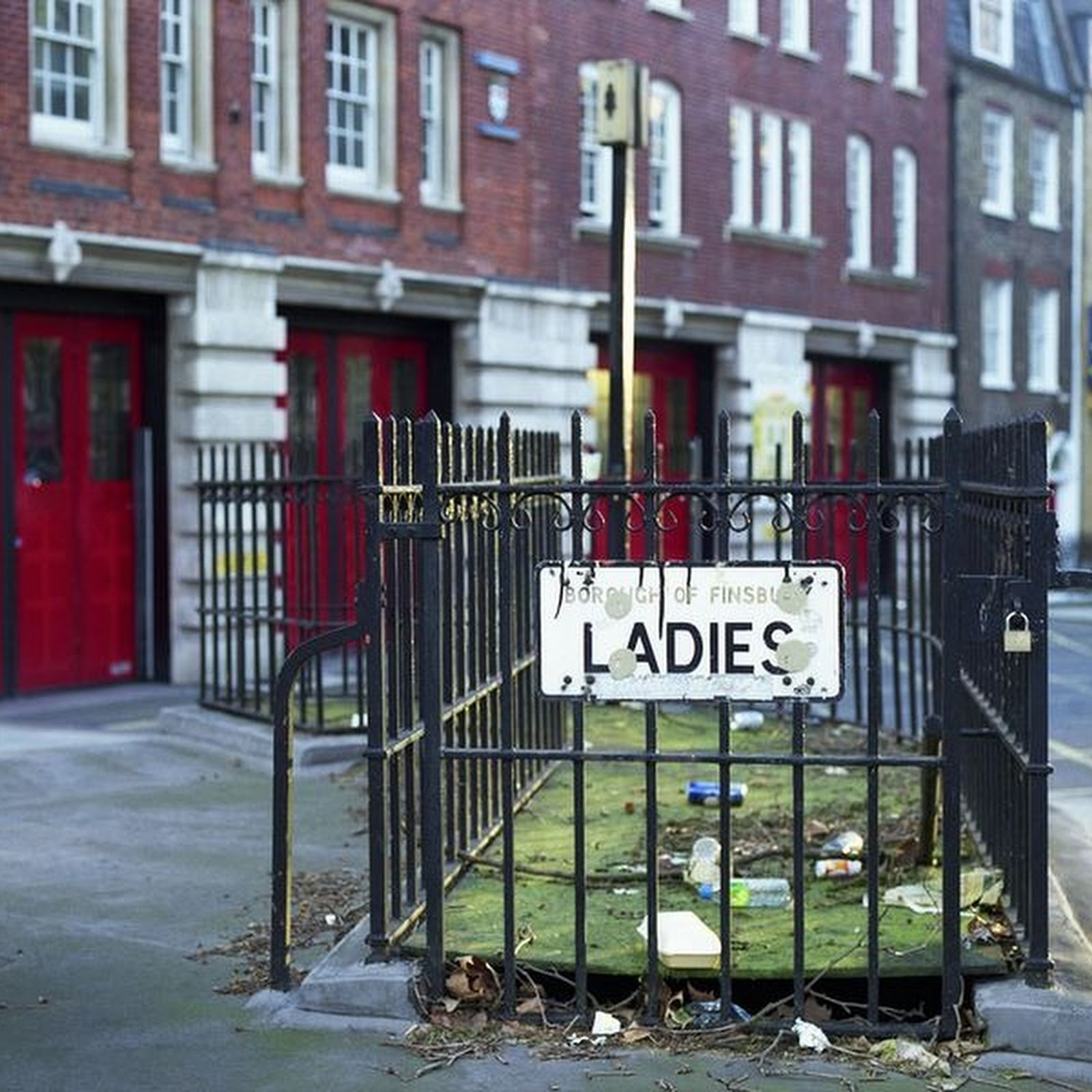 Abandoned Victorian Public Toilets of London
